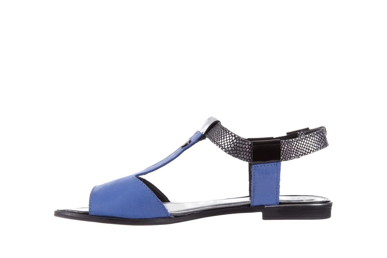 Bayla-100 431 s niebieski srebro - bayla - nasze marki 8