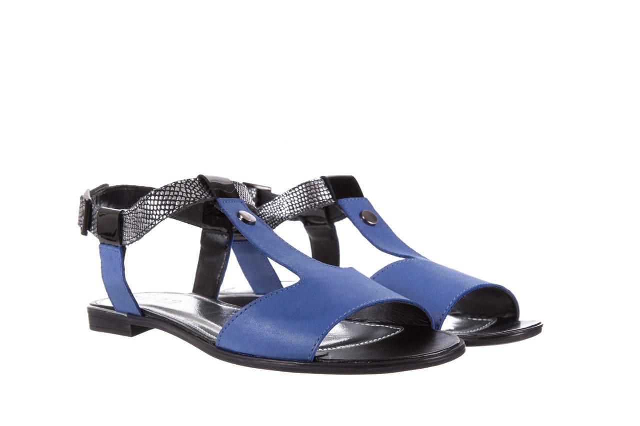Bayla-100 431 s niebieski srebro - bayla - nasze marki 7