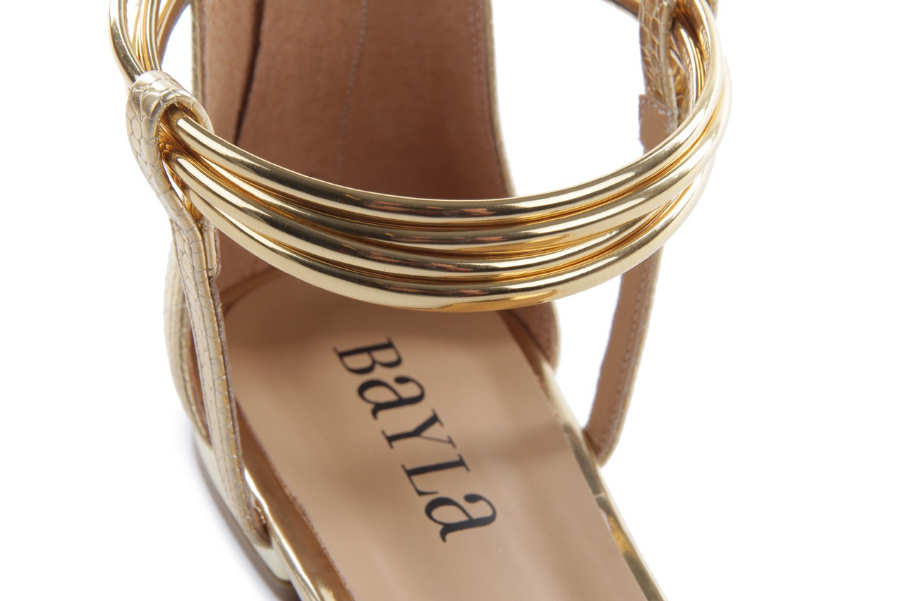 Bayla-109 854007 arraia gold laminated gold - bayla - nasze marki 14