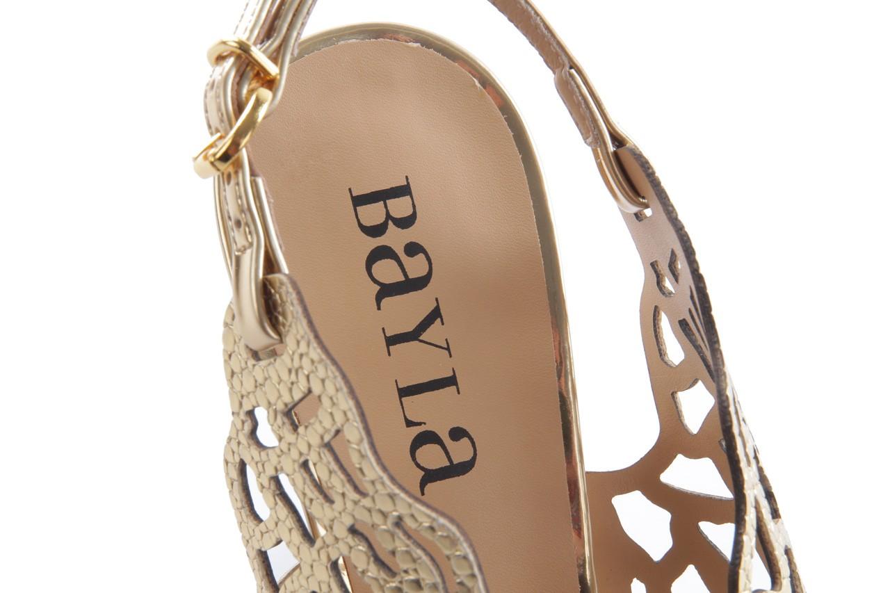 Bayla-109 860003 arraia gold laminated gold - bayla - nasze marki 13