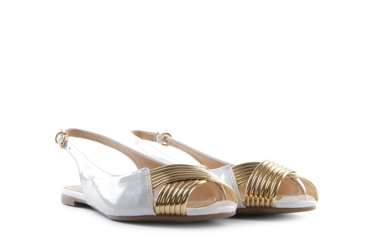 Bayla-109 869006 varnish white laminated gold - bayla - nasze marki 8