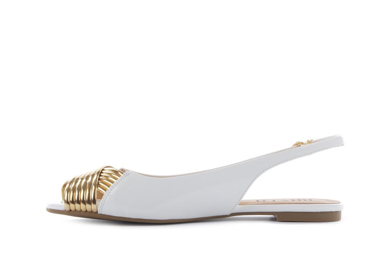 Bayla-109 869006 varnish white laminated gold - bayla - nasze marki 9
