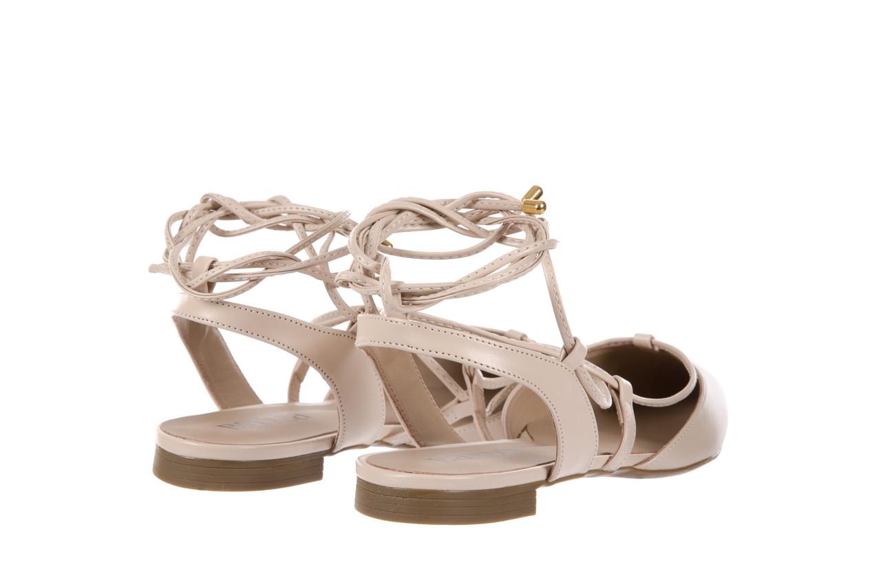 Sandały bayla-109 908008 napa cream, beż, skóra ekologiczna - bayla - nasze marki 10