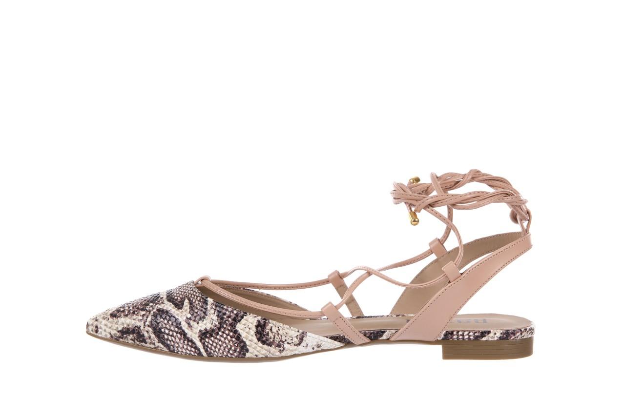 Sandały bayla-109 908008 s. ivory napa castor, beż/brąz, skóra ekologiczna - bayla - nasze marki 9