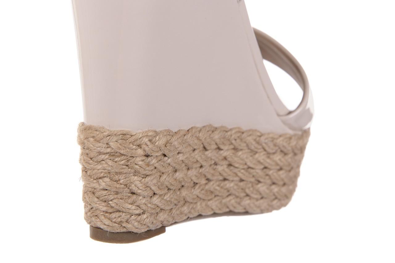 Sandały bayla-109 911001 varnish ivory, beż, skóra ekologiczna lakierowana - bayla - nasze marki 12