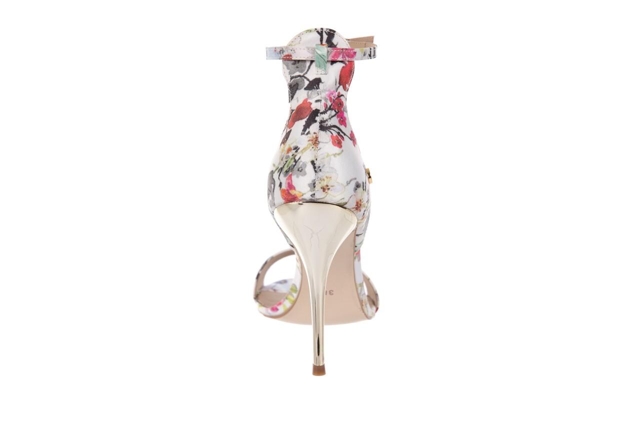 Sandały bayla-109 914002 satin flora, wielkolorowy, materiał - bayla - nasze marki 11