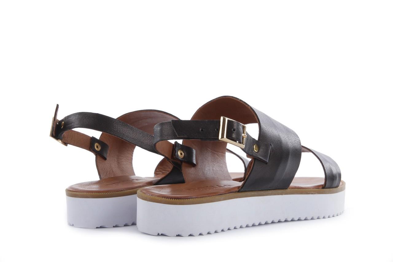 Sandały bayla-112 428-015.2263 siyah - black, czarny, skóra naturalna - bayla - nasze marki 9