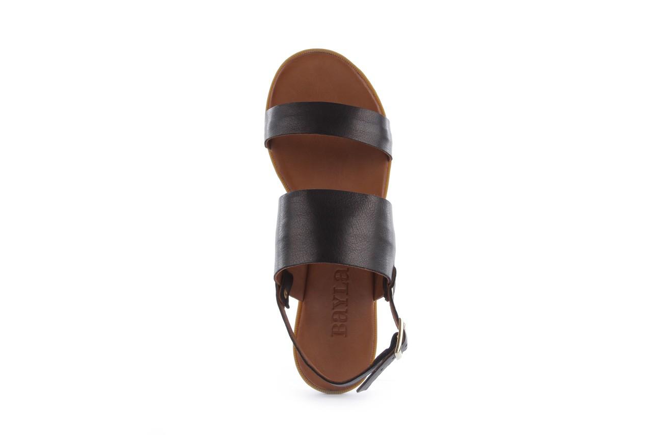 Sandały bayla-112 428-015.2263 siyah - black, czarny, skóra naturalna - bayla - nasze marki 10
