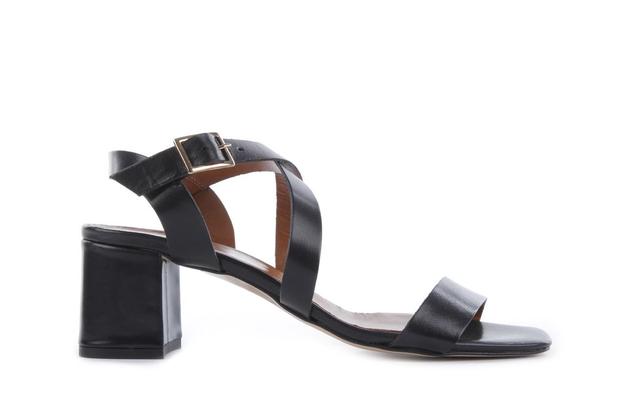 Sandały bayla-114 1310 nero, czarny, skóra naturalna - bayla - nasze marki 7
