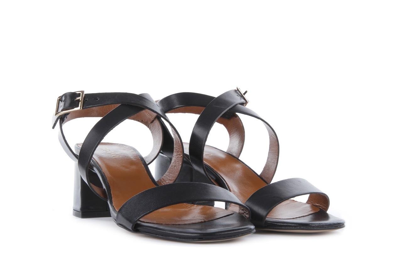 Sandały bayla-114 1310 nero, czarny, skóra naturalna - bayla - nasze marki 8