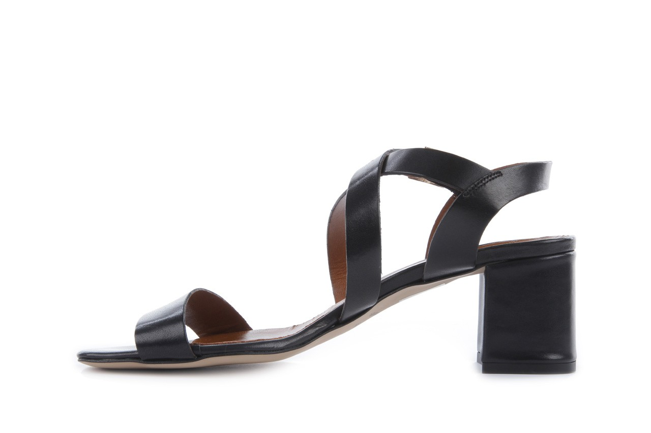 Sandały bayla-114 1310 nero, czarny, skóra naturalna - bayla - nasze marki 9