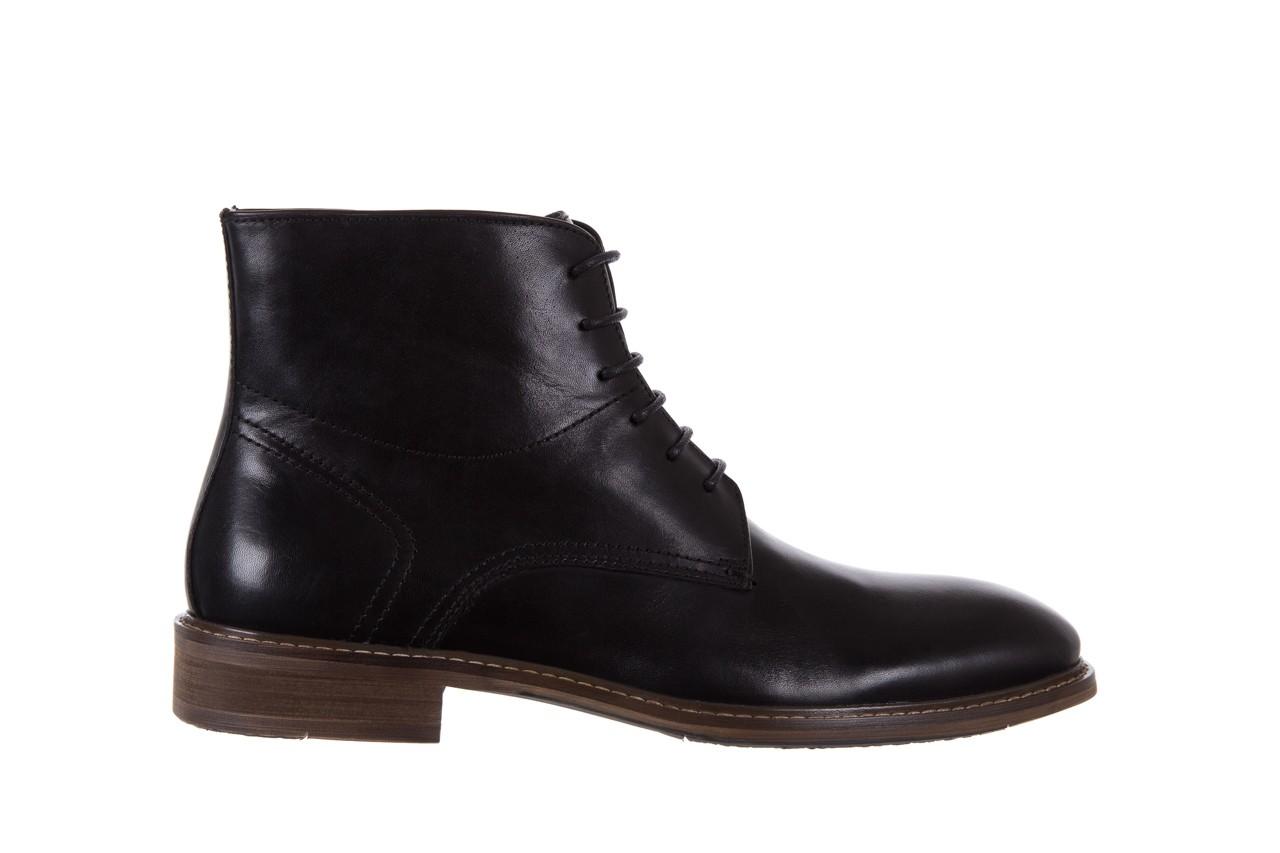 Trzewiki bayla-122 at1315-4 black, czarny, skóra naturalna  - trzewiki - buty męskie - mężczyzna 6