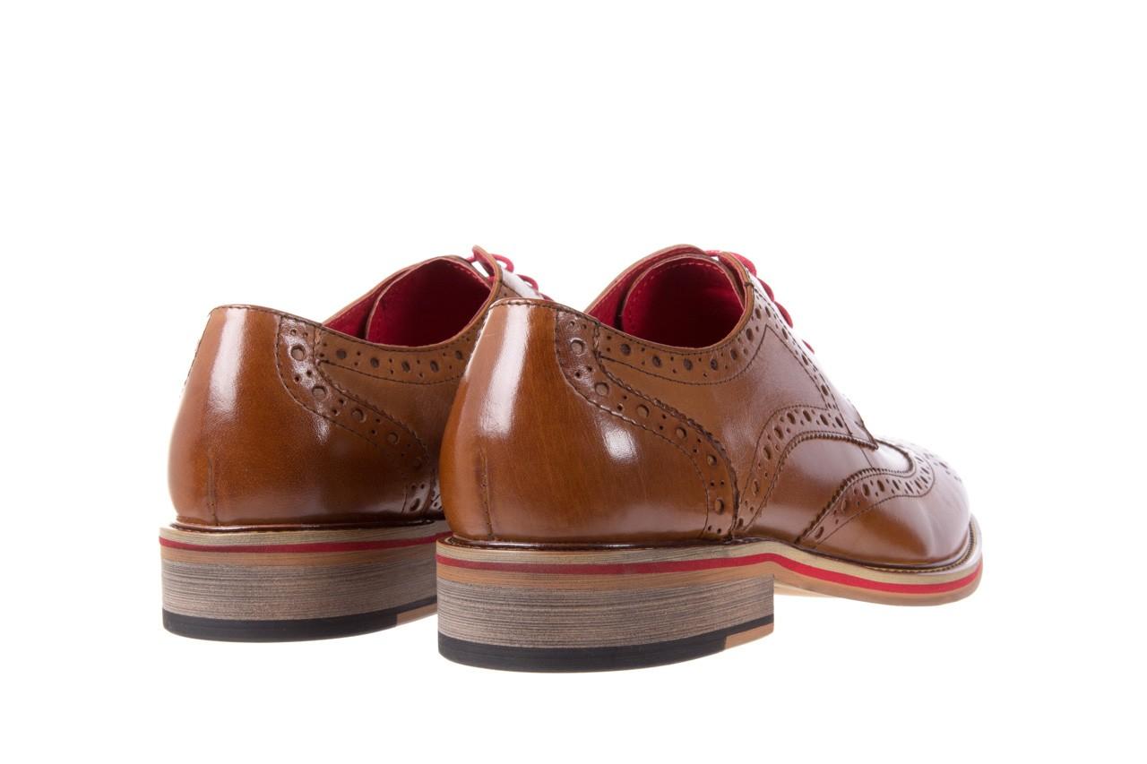 Półbuty bayla-122 at365-3 lt brown, brąz, skóra naturalna - bayla - nasze marki 9