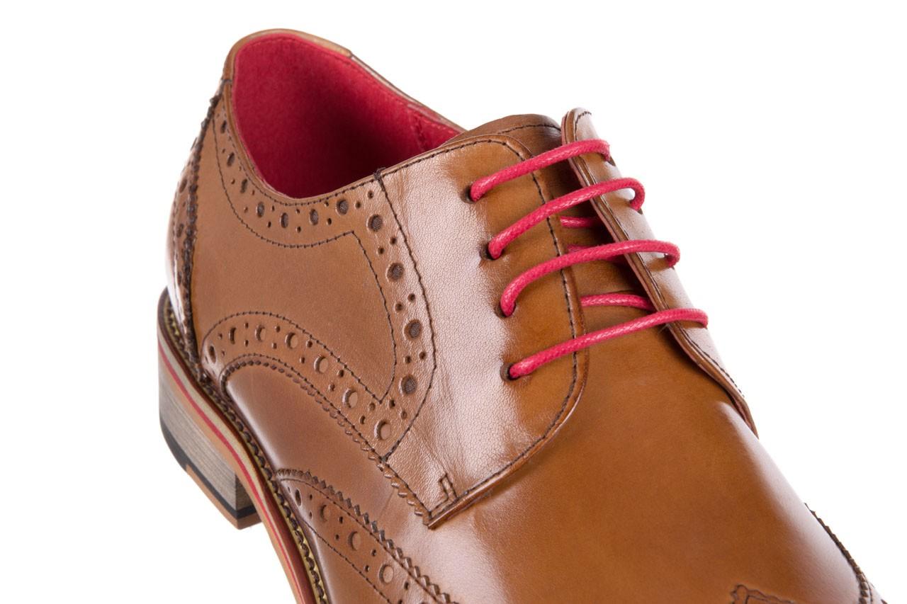 Półbuty bayla-122 at365-3 lt brown, brąz, skóra naturalna - bayla - nasze marki 11