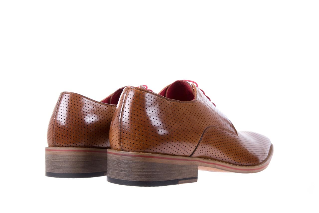Półbuty bayla-122 at706-1 brown, brąz, skóra naturalna - bayla - nasze marki 9