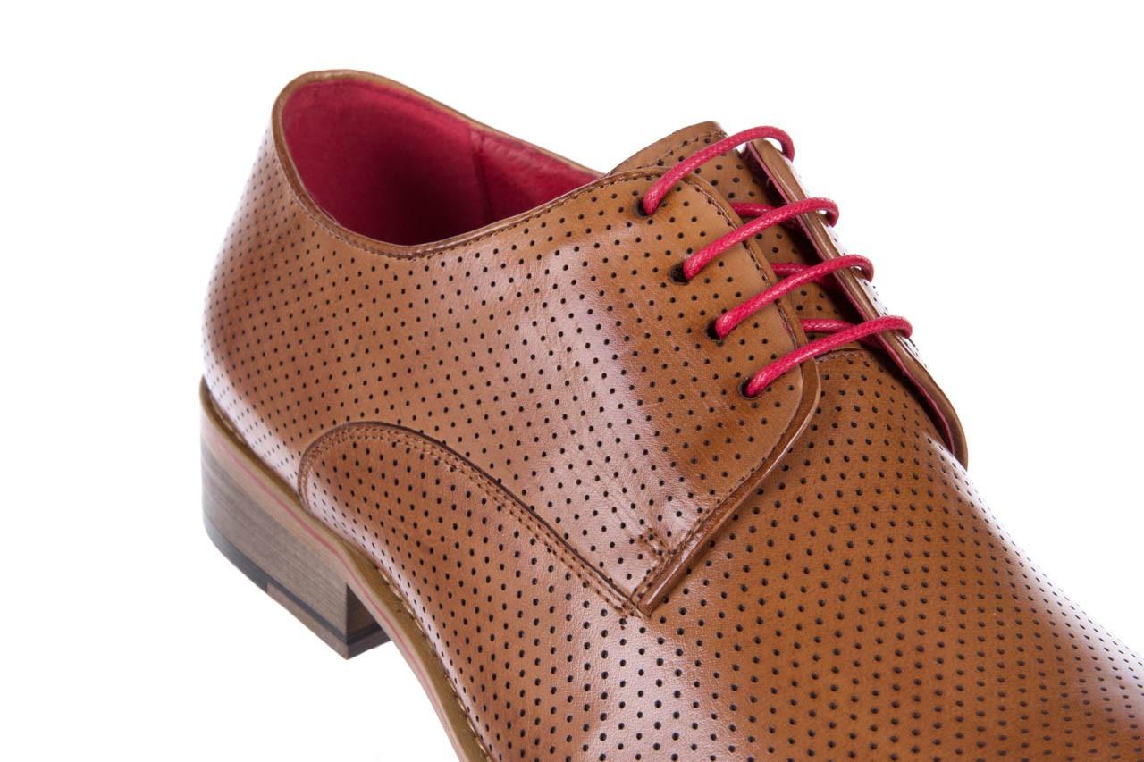 Półbuty bayla-122 at706-1 brown, brąz, skóra naturalna - bayla - nasze marki 11
