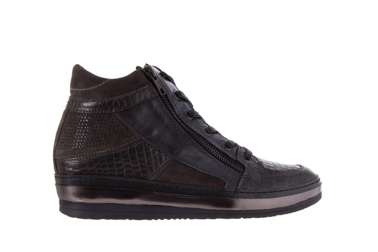Sneakersy bayla-131 4011 topo, skóra naturalna  - bayla - nasze marki 7