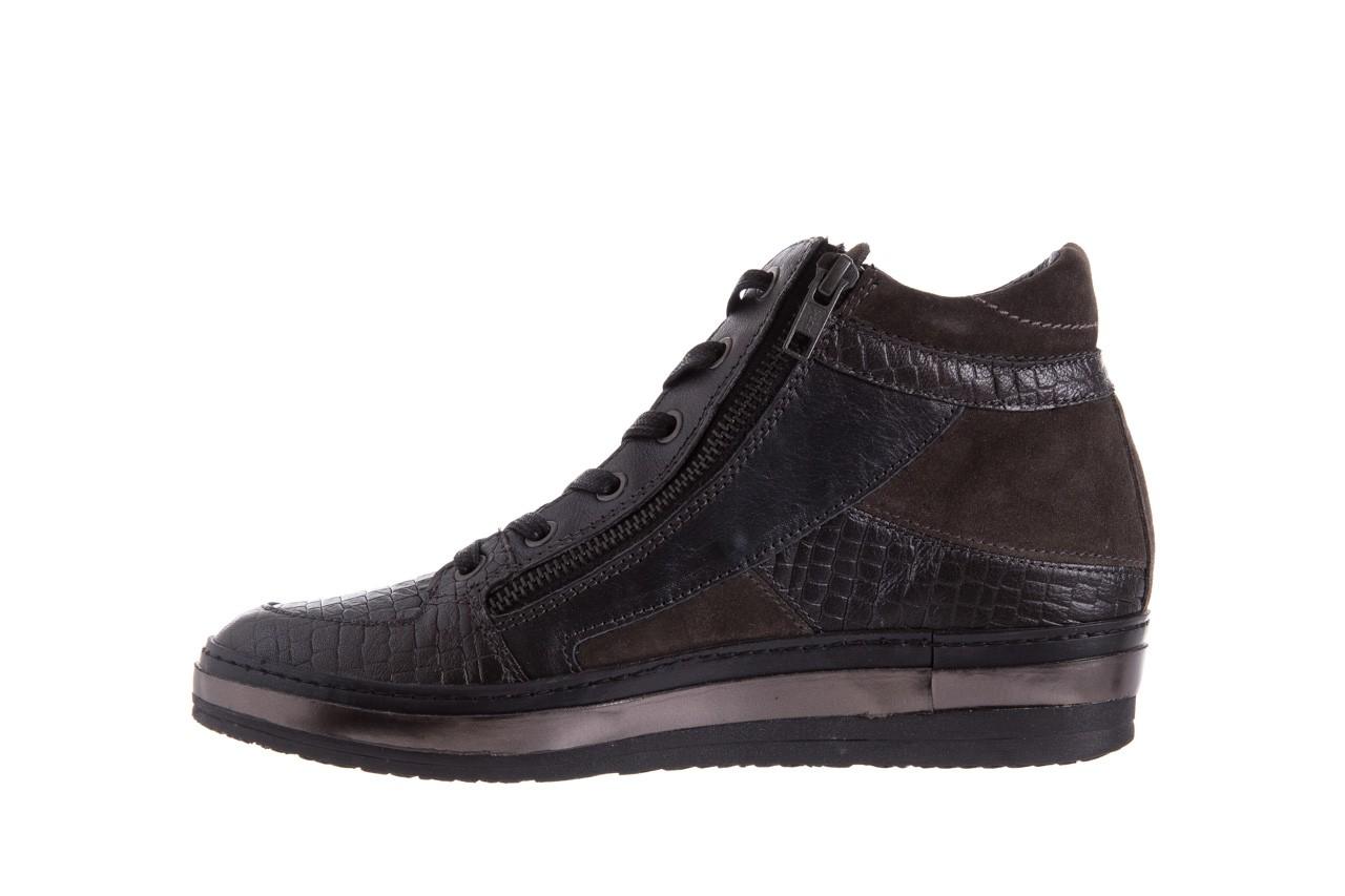 Sneakersy bayla-131 4011 topo, skóra naturalna  - bayla - nasze marki 9
