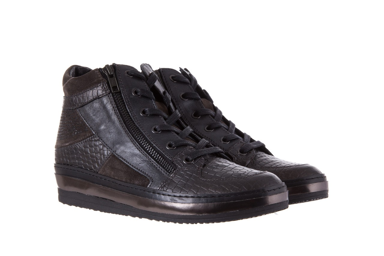 Sneakersy bayla-131 4011 topo, skóra naturalna  - bayla - nasze marki 8