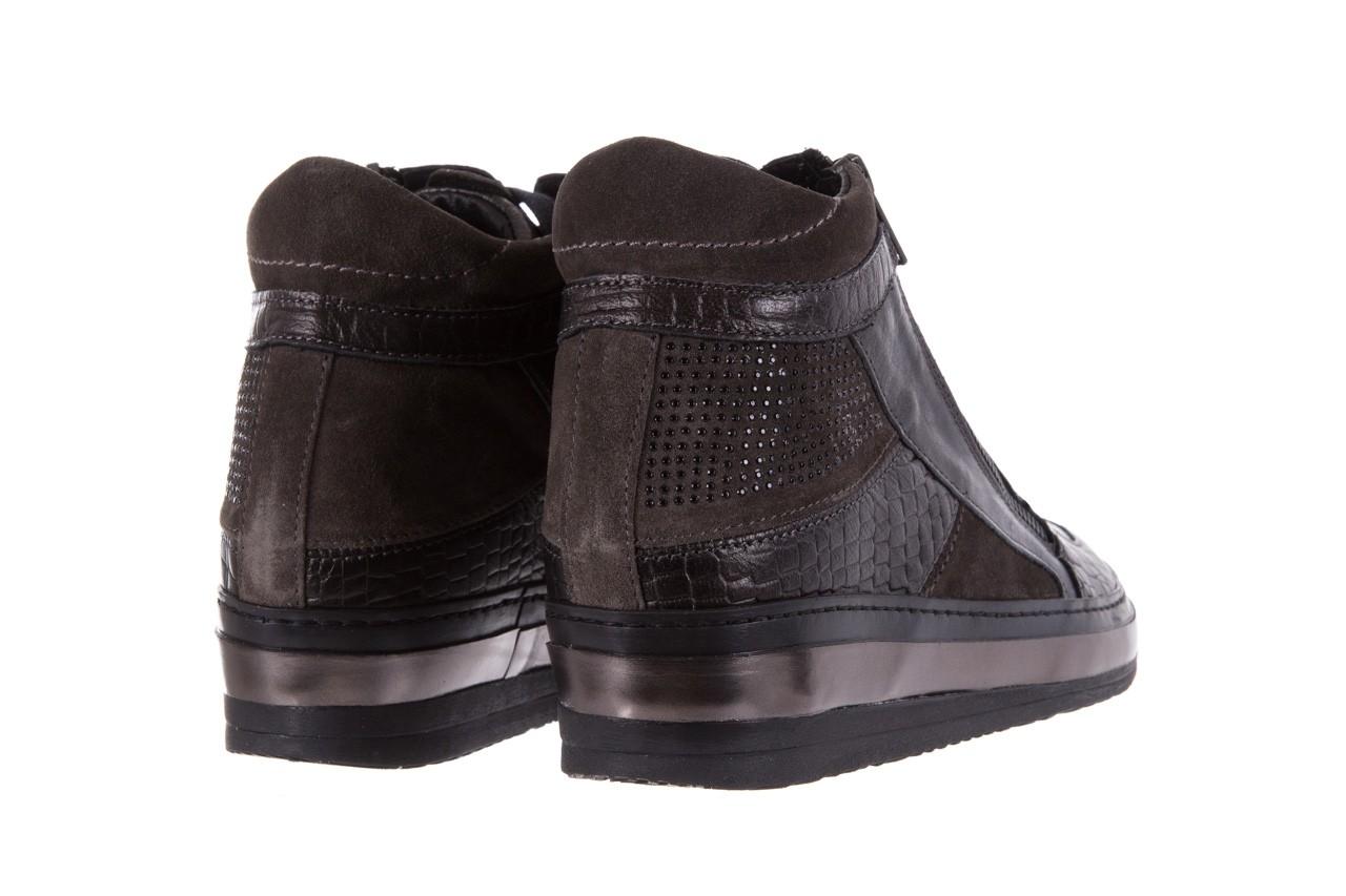 Sneakersy bayla-131 4011 topo, skóra naturalna  - bayla - nasze marki 10