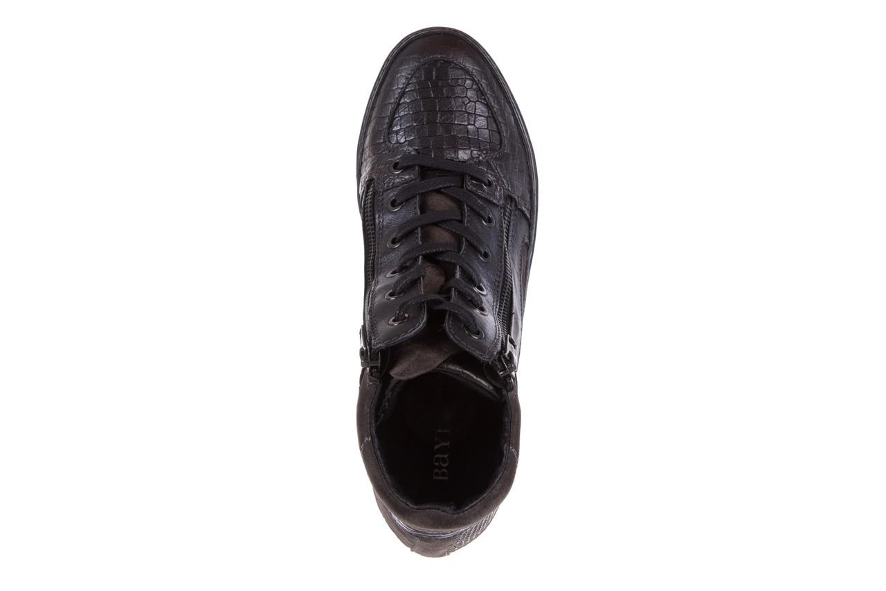 Sneakersy bayla-131 4011 topo, skóra naturalna  - bayla - nasze marki 11