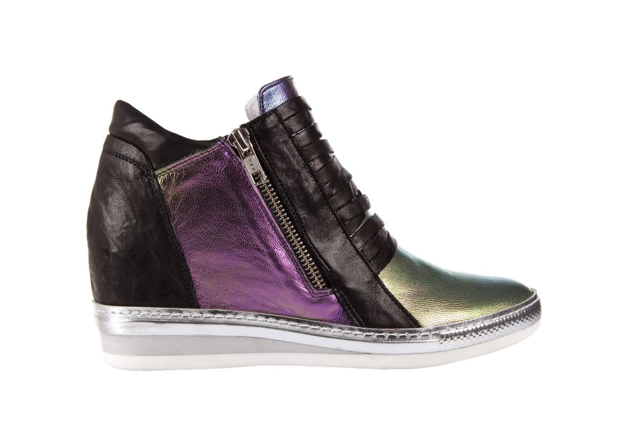 Sneakersy bayla-131 7107 iride, wielokolorowy, skóra naturalna - bayla - nasze marki 5