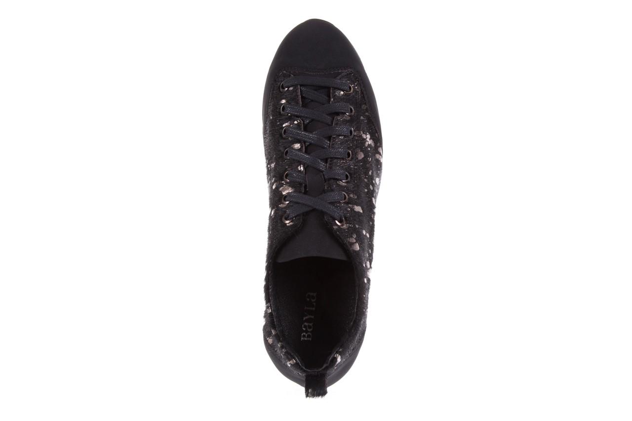 Sneakersy bayla-131 8461 fucile, skóra naturalna - bayla - nasze marki 11