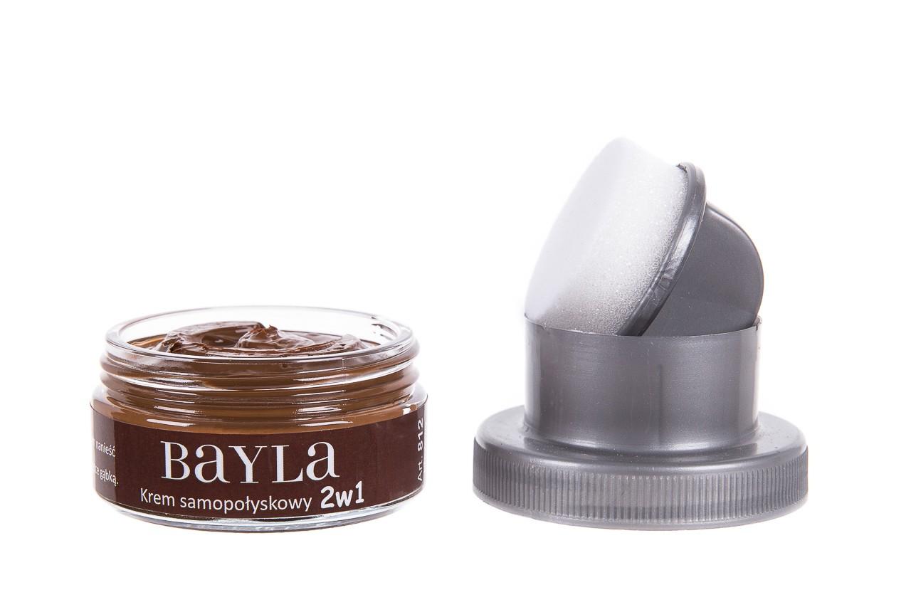 Bayla-139 krem samopołyskowy 2w1 brązowy 812 - pasty i impregnaty - pielęgnacja - mężczyzna 1