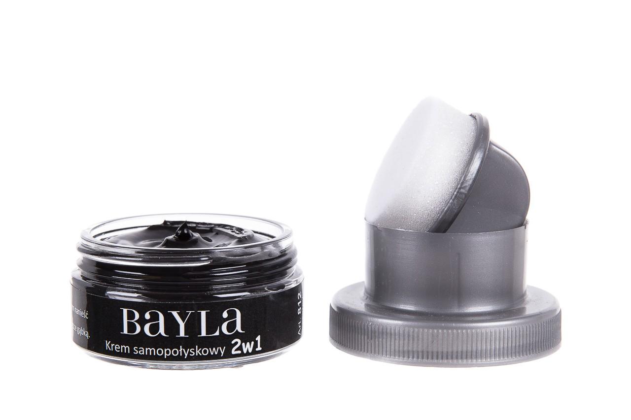 Bayla-139 krem samopołyskowy 2w1 czarny 812 1