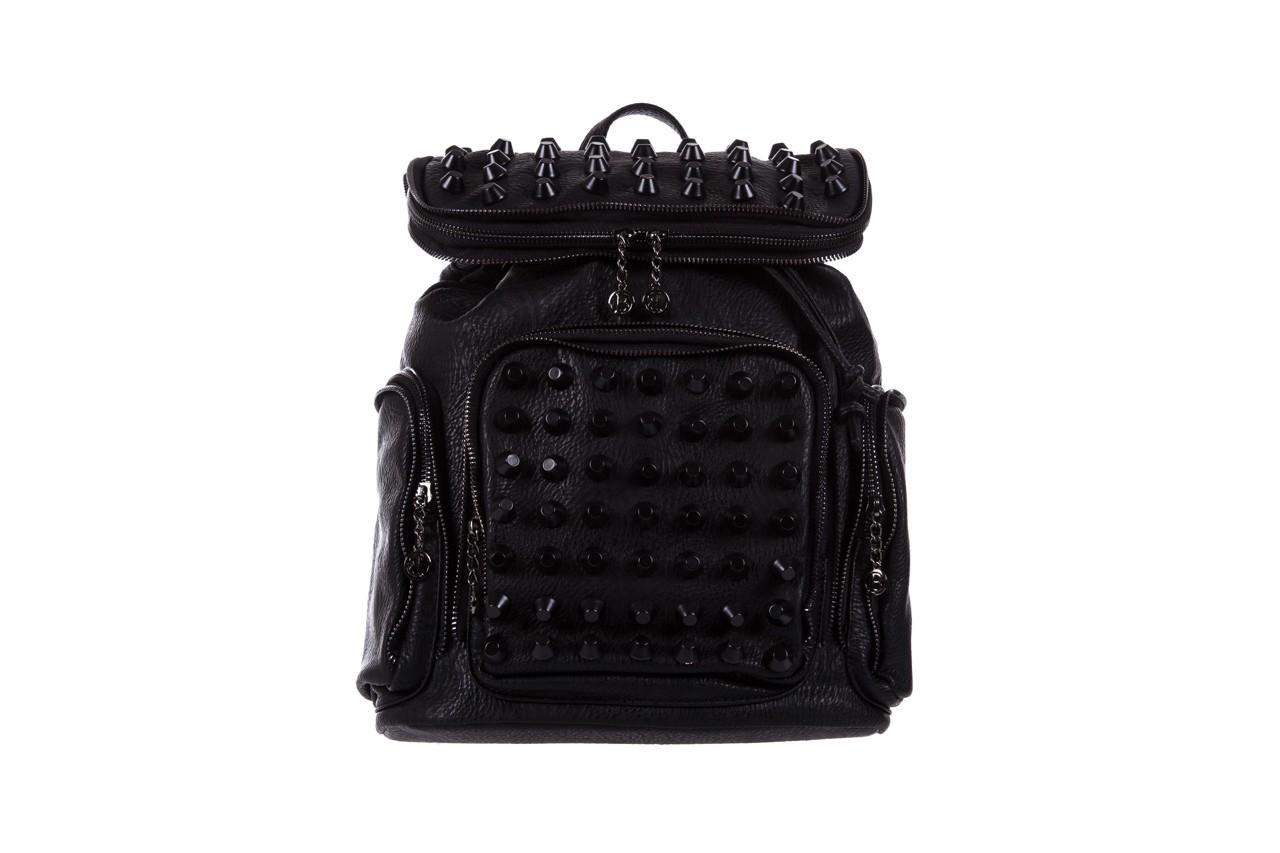 Plecak bayla-150 plecak s16-277 black, czarny, skóra ekologiczna  - akcesoria - kobieta 6