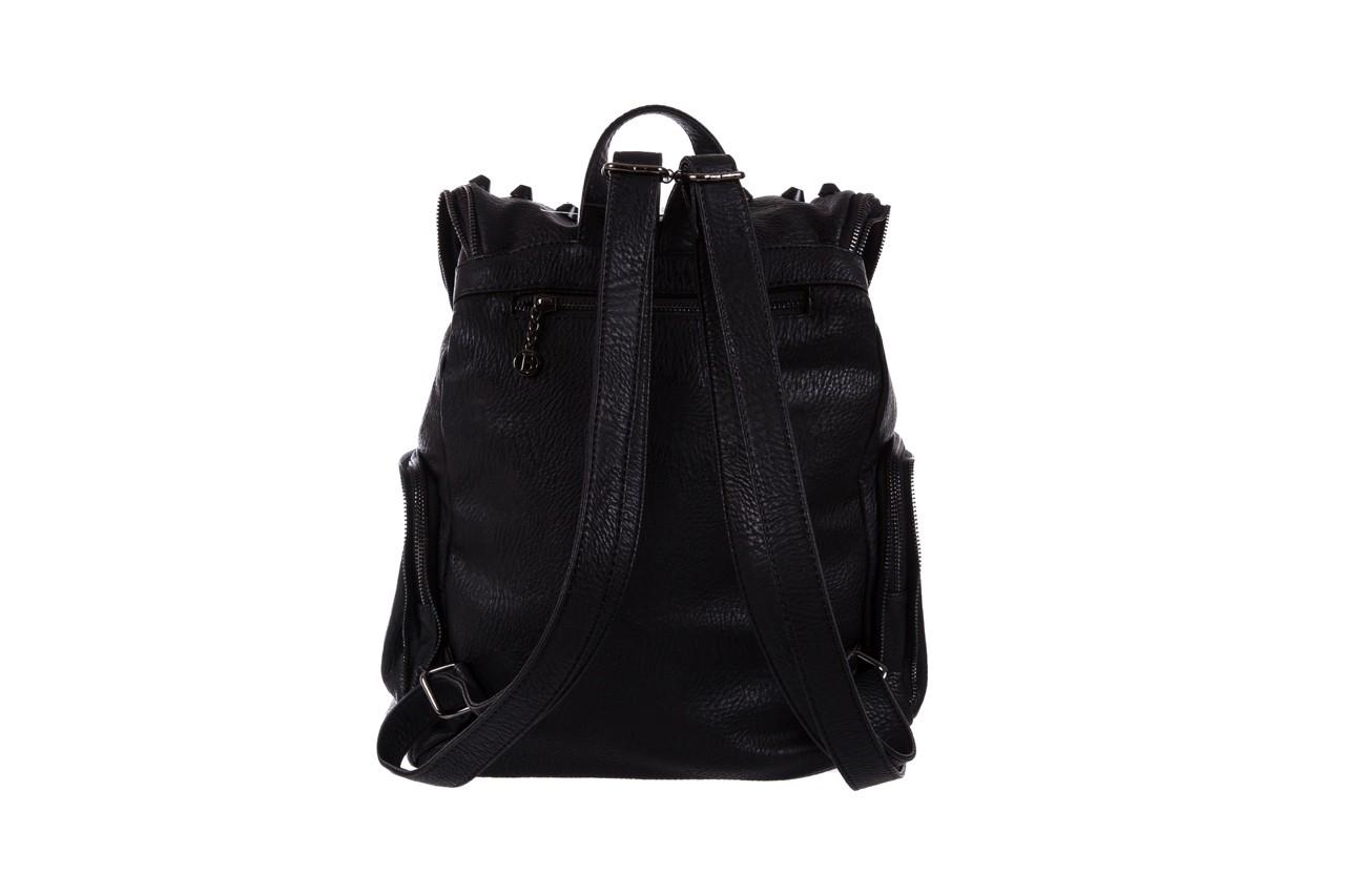 Plecak bayla-150 plecak s16-277 black, czarny, skóra ekologiczna  - akcesoria - kobieta 8