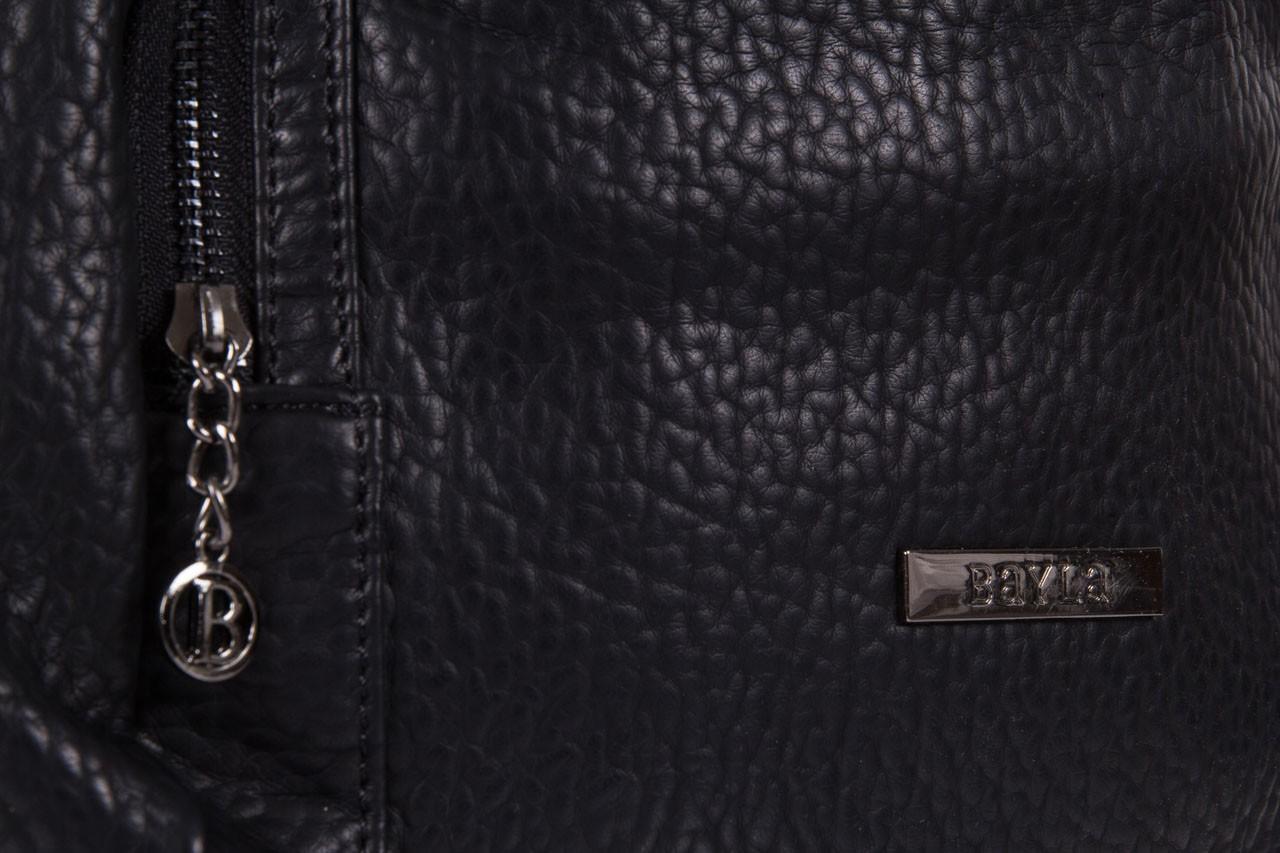 Plecak bayla-150 plecak s16-278 black, czarny, skóra ekologiczna  - akcesoria - kobieta 9