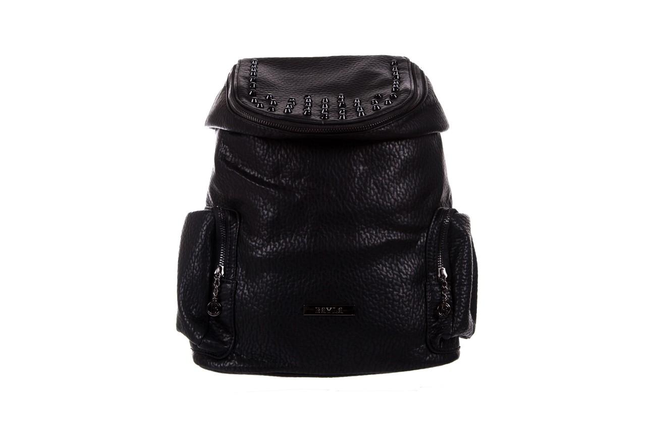 Plecak bayla-150 plecak s16-278 black, czarny, skóra ekologiczna  - akcesoria - kobieta 6