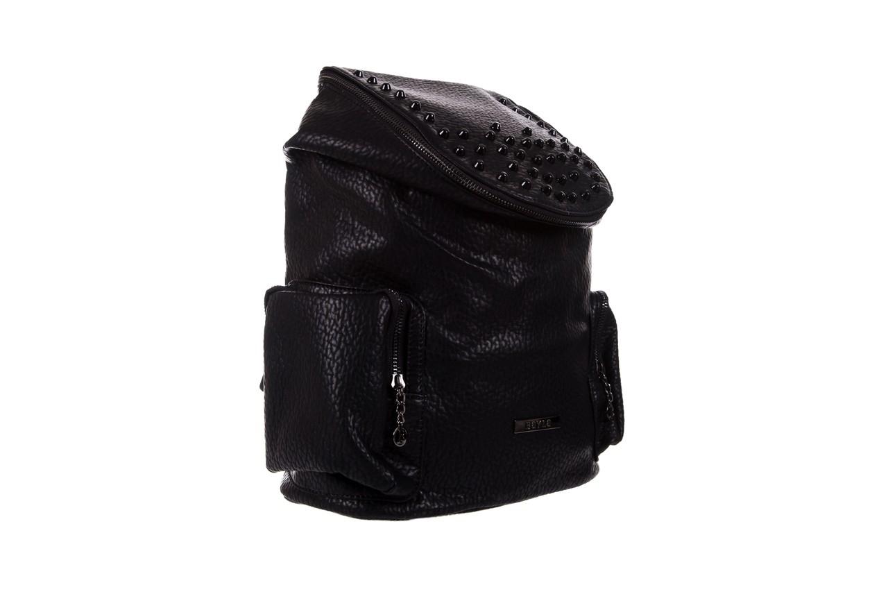 Plecak bayla-150 plecak s16-278 black, czarny, skóra ekologiczna  - bayla - nasze marki 7