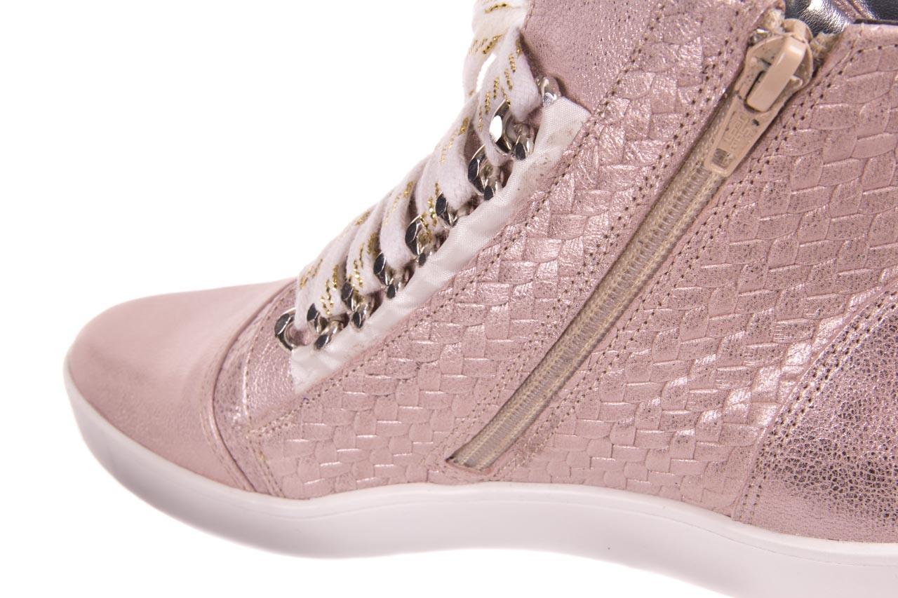 Bayla-154 w-782 złoty 1538 - trampki - buty damskie - kobieta 9