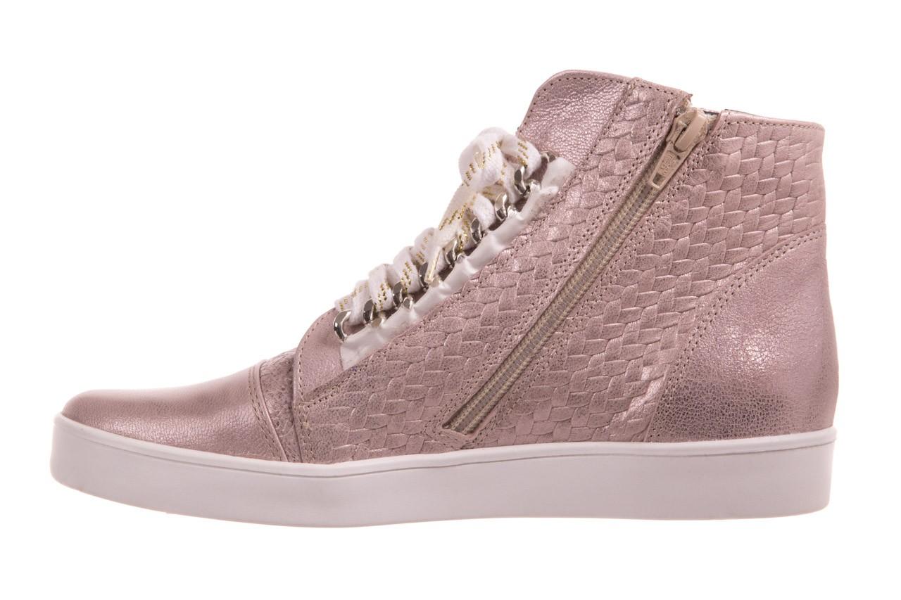 Bayla-154 w-782 złoty 1538 - trampki - buty damskie - kobieta 7