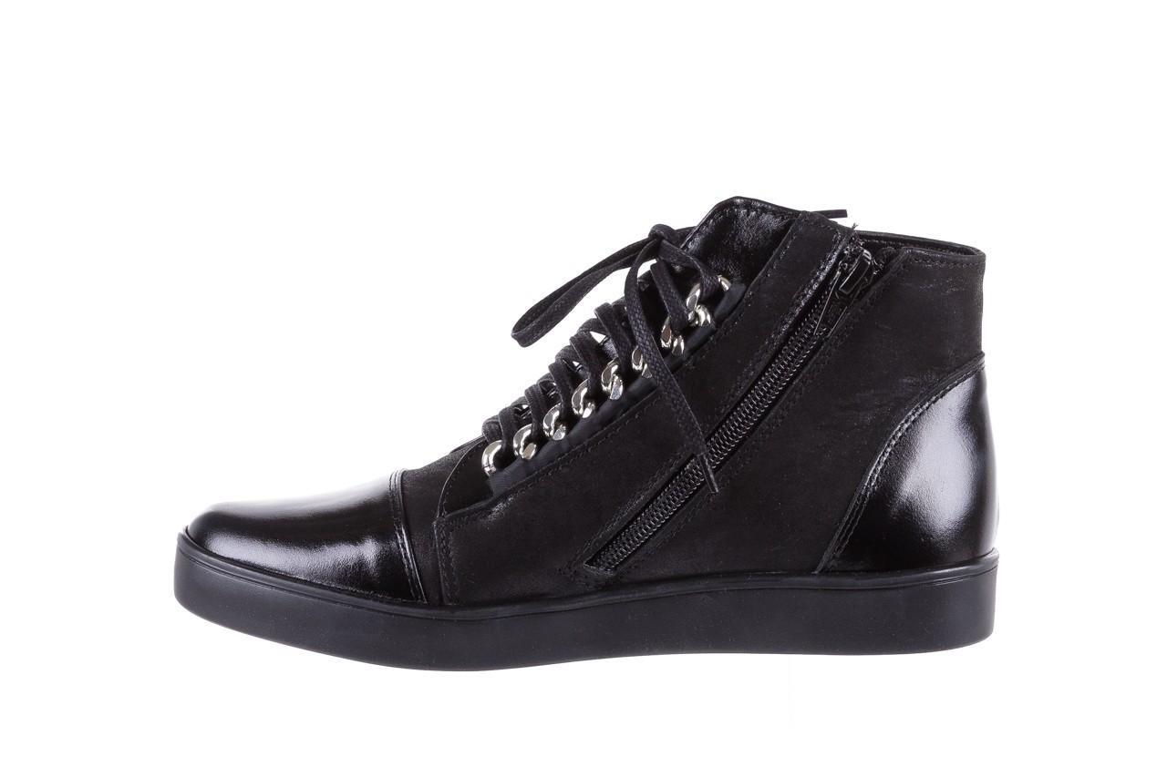 Bayla-154 w-820 czarny - trampki - buty damskie - kobieta 9