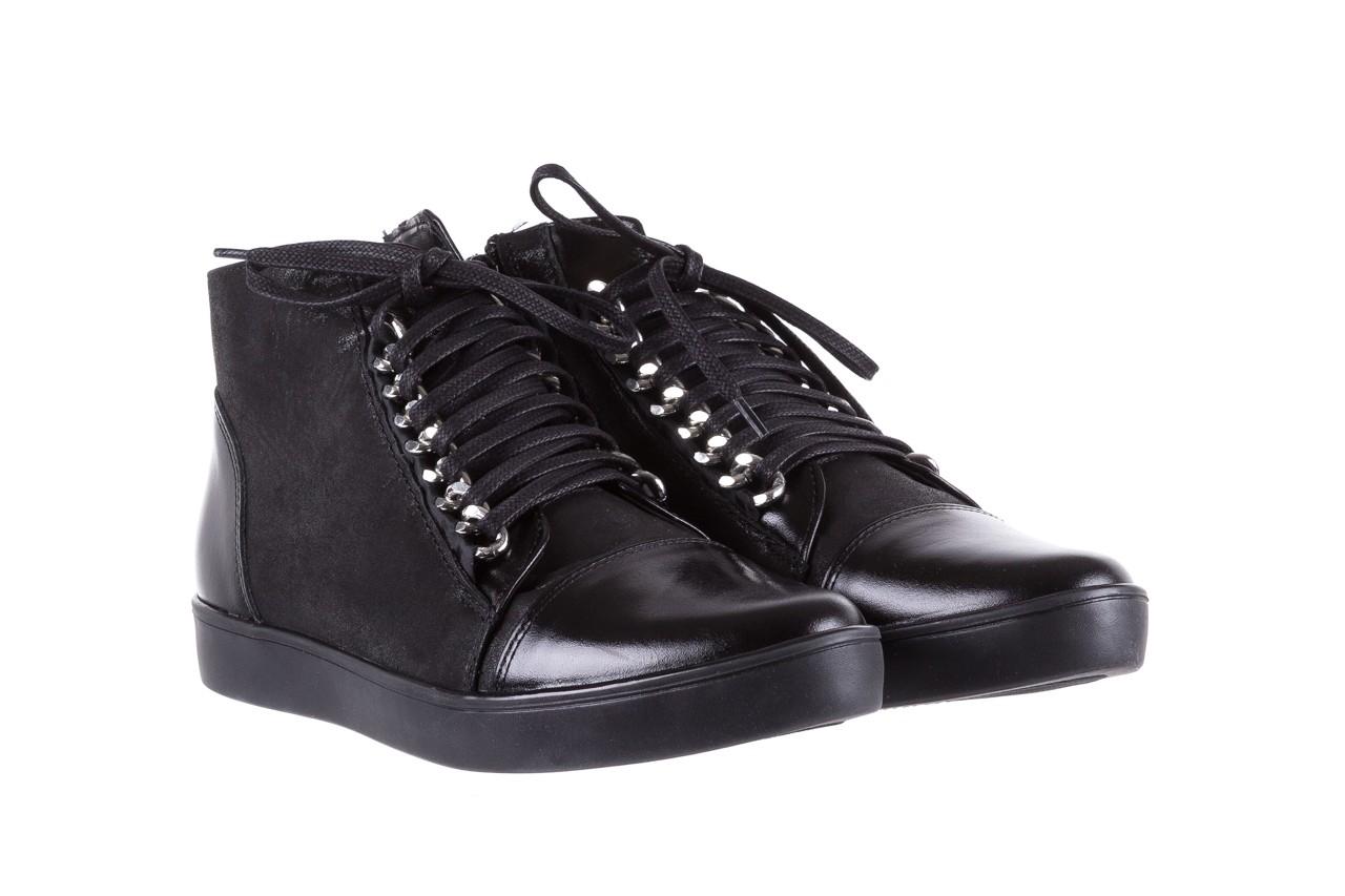 Bayla-154 w-820 czarny - trampki - buty damskie - kobieta 8