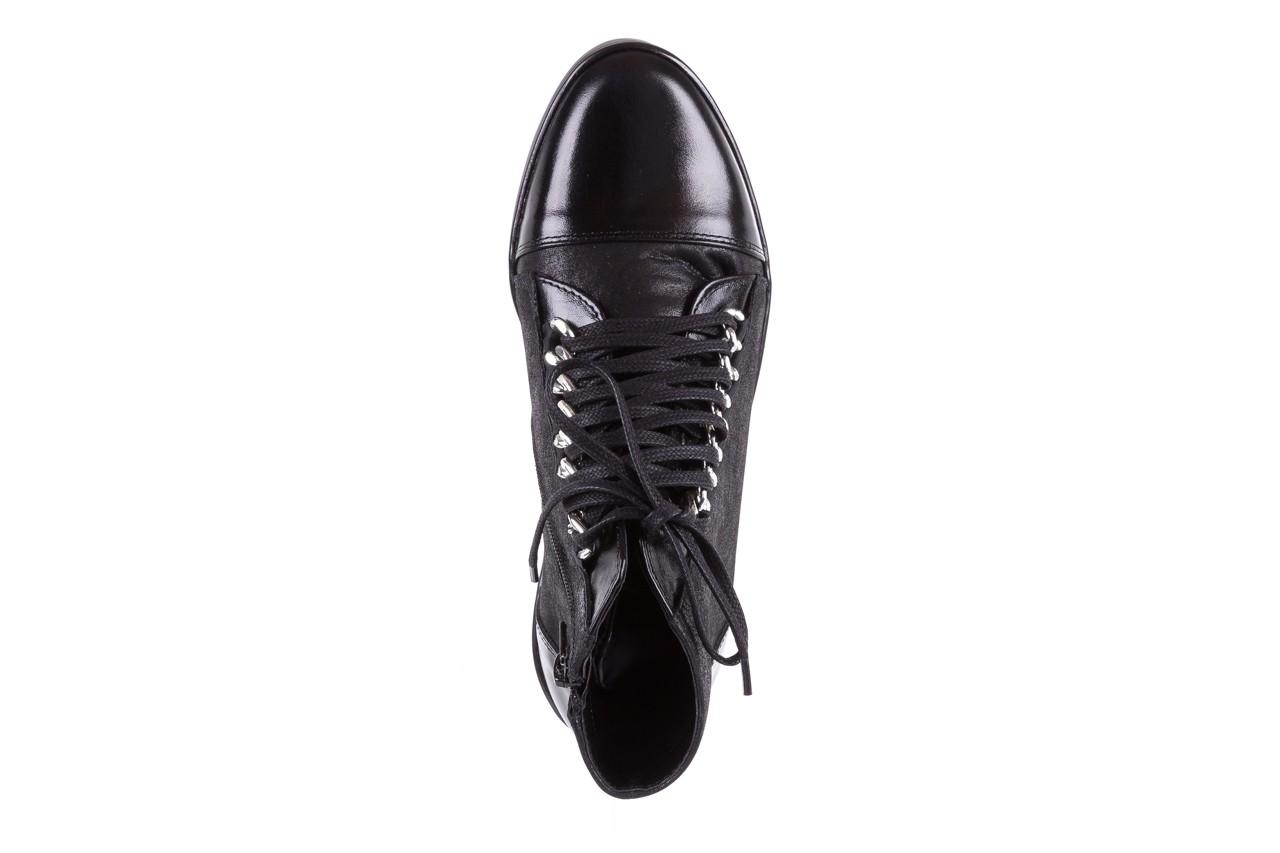 Bayla-154 w-820 czarny - trampki - buty damskie - kobieta 10