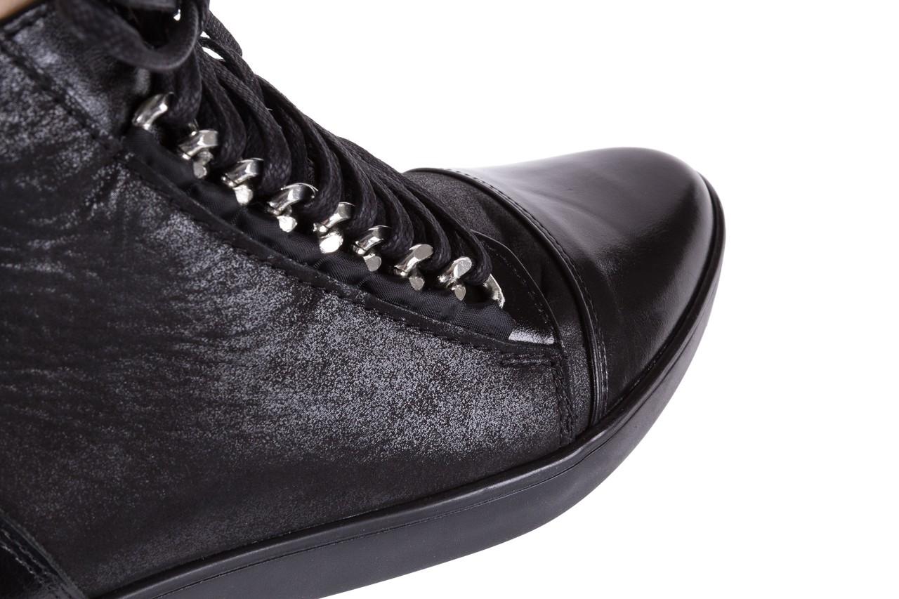 Bayla-154 w-820 czarny - trampki - buty damskie - kobieta 12