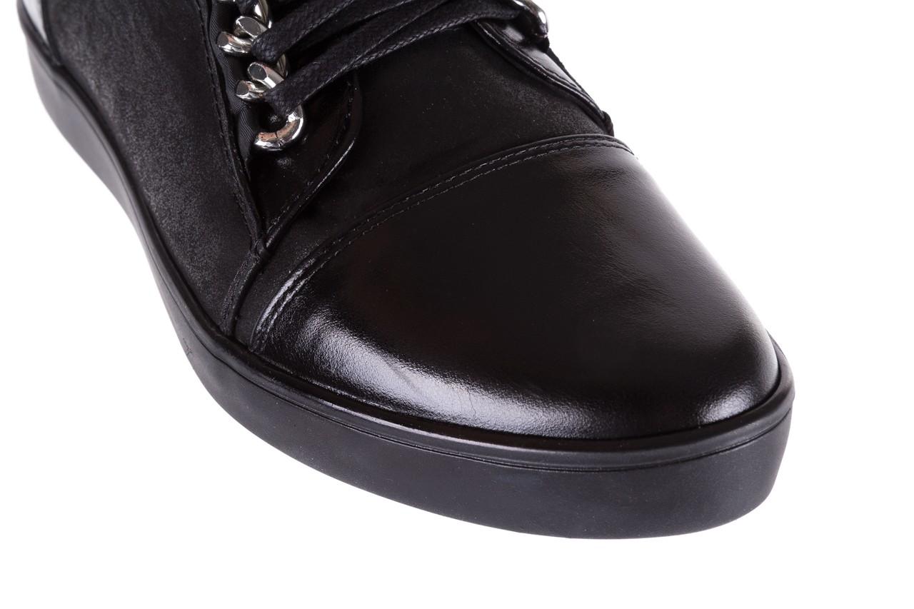 Bayla-154 w-820 czarny - trampki - buty damskie - kobieta 13