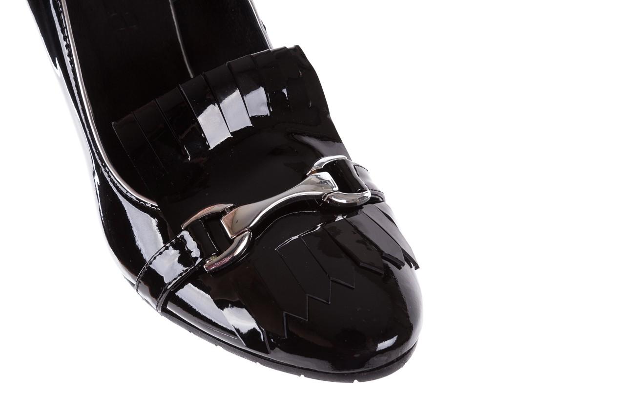 Czółenka bayla-156 2704 09 czarny lakier, skóra naturalna lakierowana  - bayla - nasze marki 12