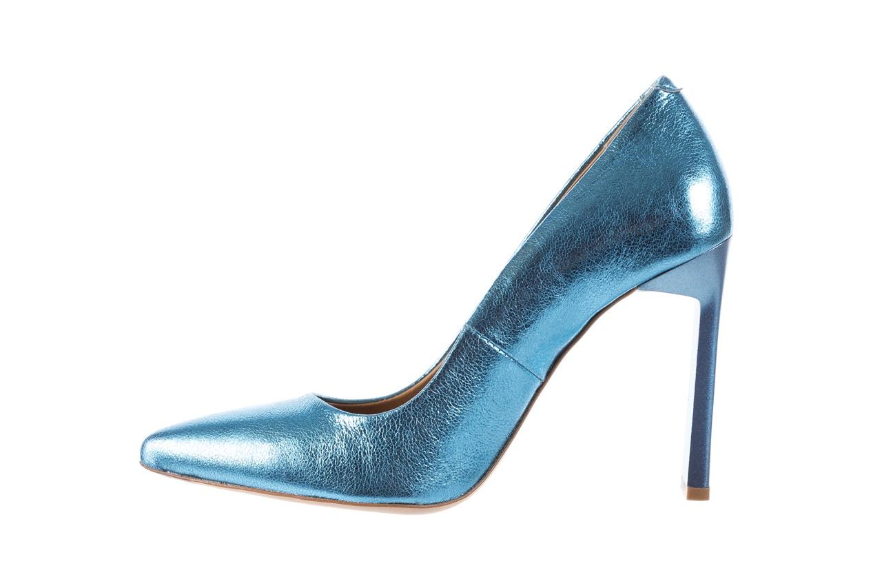 Bayla-156 2730 niebieski metallic, skóra naturalna  - bayla - nasze marki 8