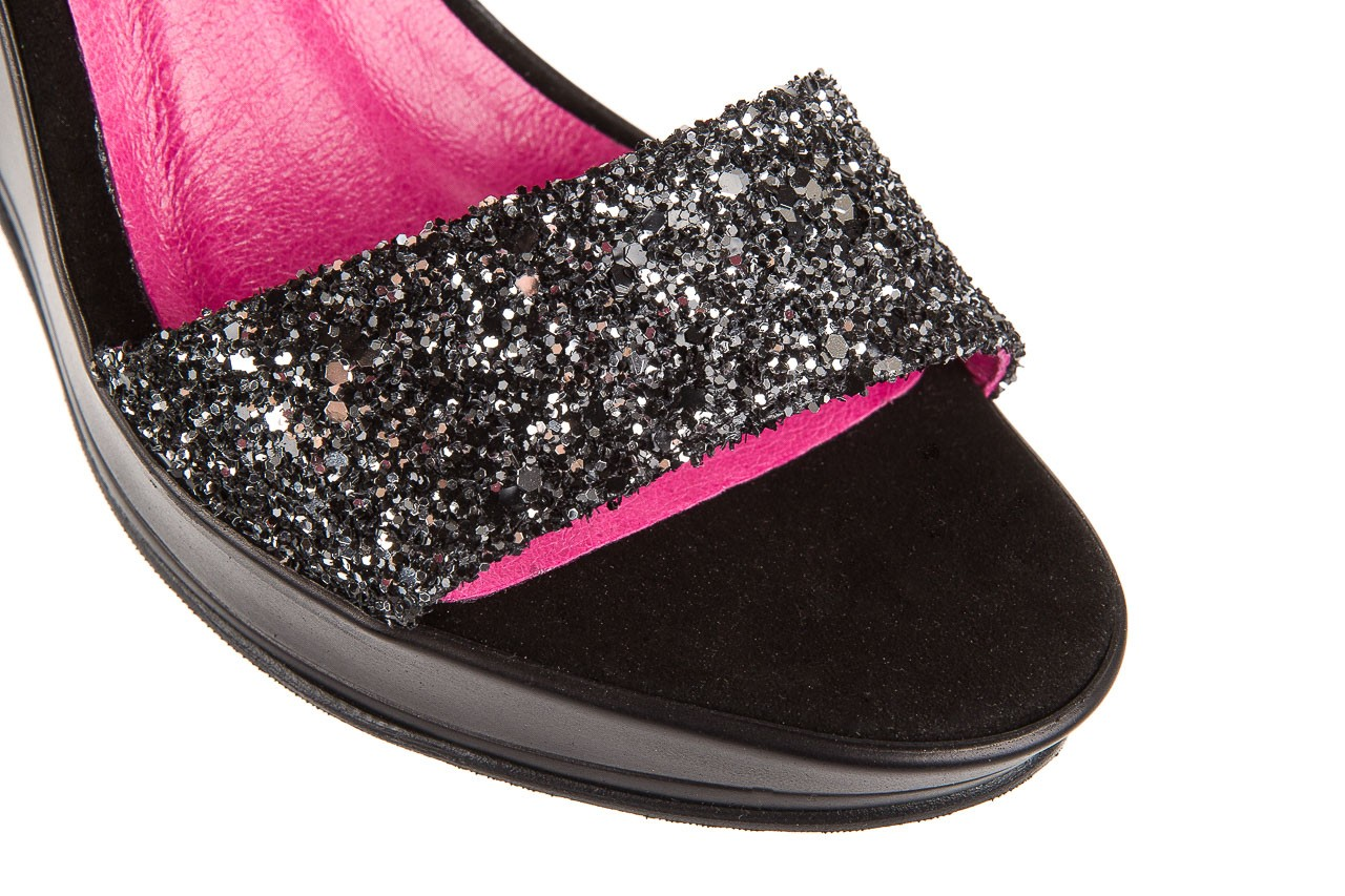 Sandały bayla-157 b007-003-b czarny, skóra naturalna - bayla - nasze marki 12