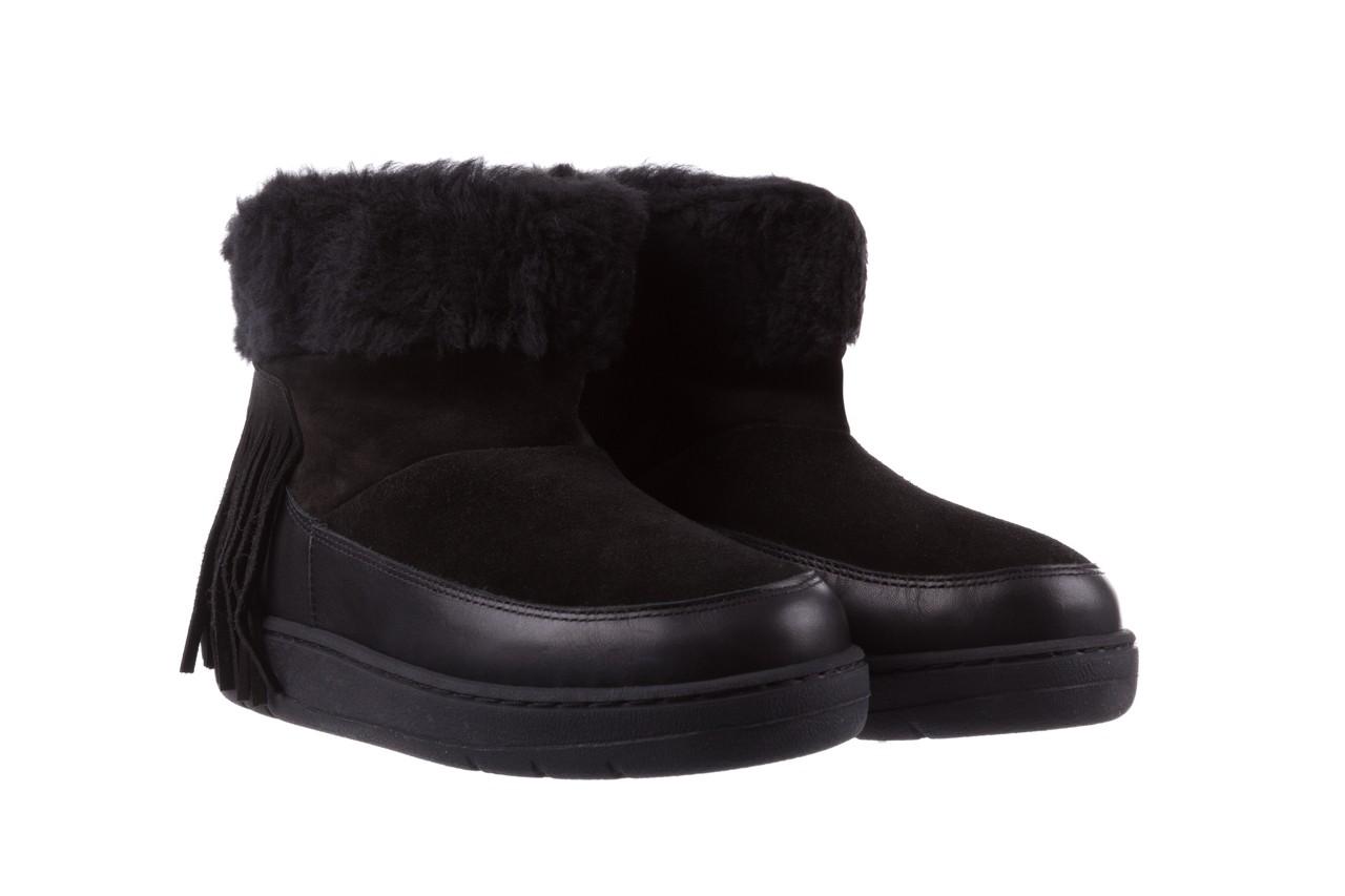 Śniegowce bayla-158 17087 black, czarny, skóra naturalna - bayla - nasze marki 8