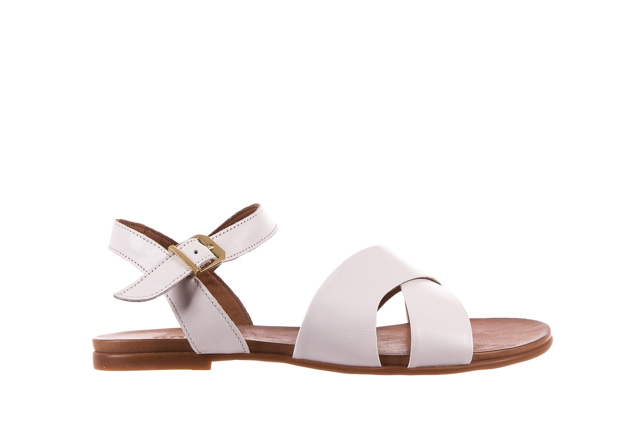 Sandały bayla-163 17-116 riga, biały , skóra naturalna  - bayla - nasze marki 6
