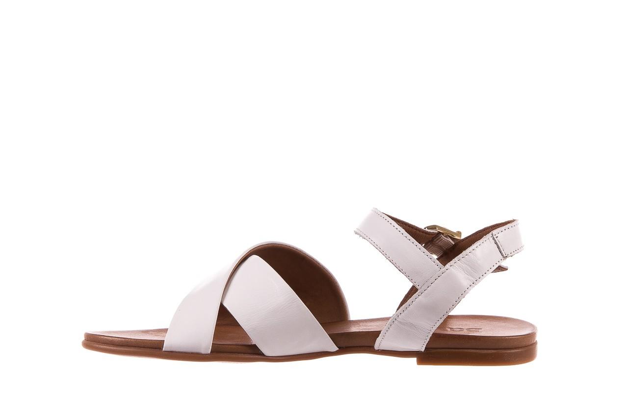 Sandały bayla-163 17-116 riga, biały , skóra naturalna  - bayla - nasze marki 8