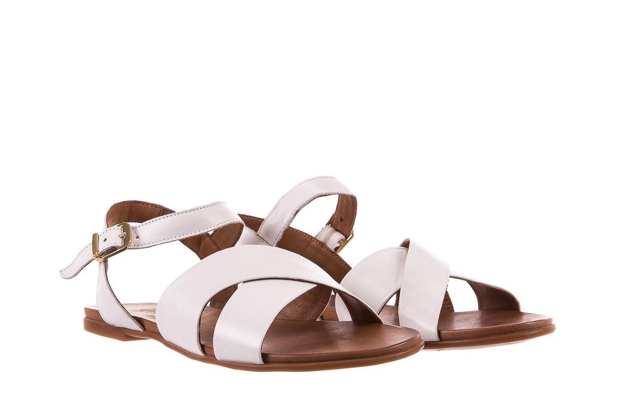 Sandały bayla-163 17-116 riga, biały , skóra naturalna  - bayla - nasze marki 7