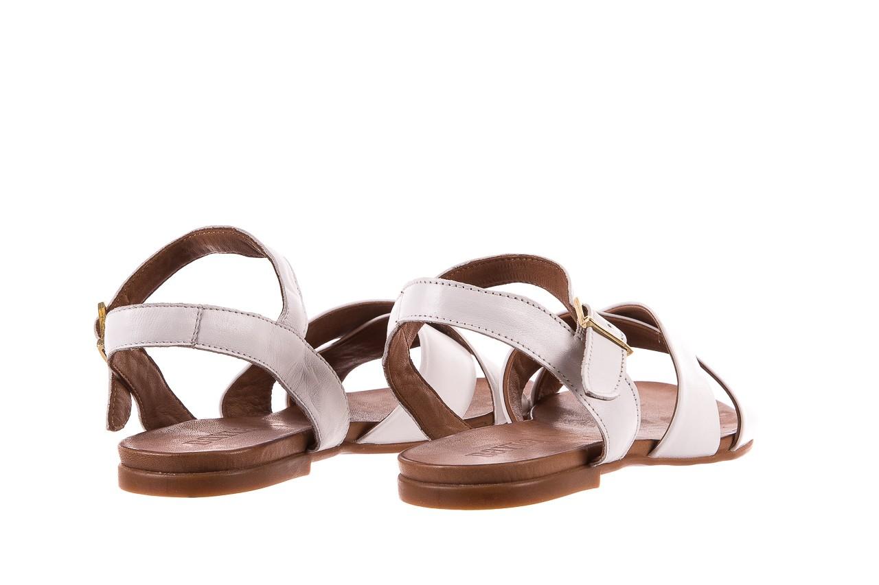 Sandały bayla-163 17-116 riga, biały , skóra naturalna  - bayla - nasze marki 9