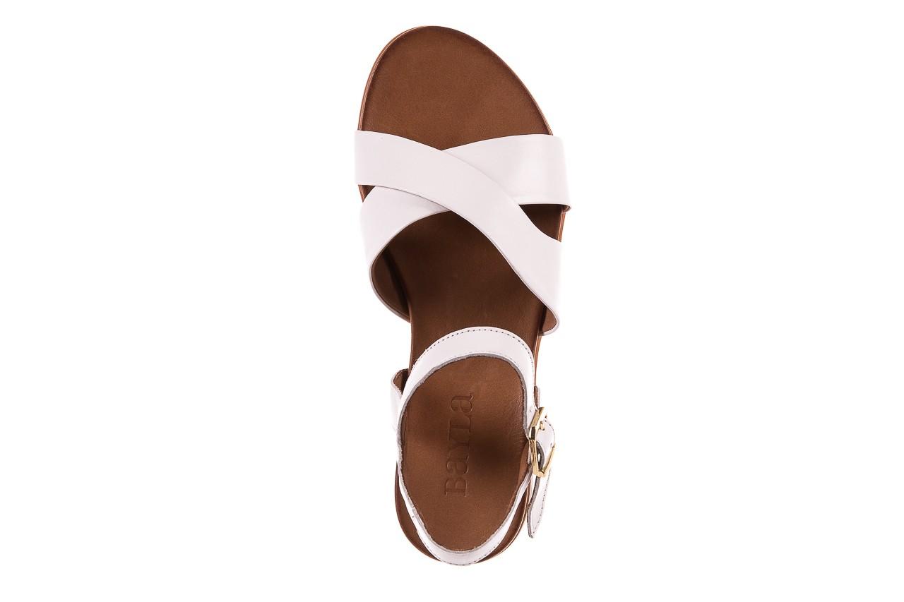 Sandały bayla-163 17-116 riga, biały , skóra naturalna  - bayla - nasze marki 10